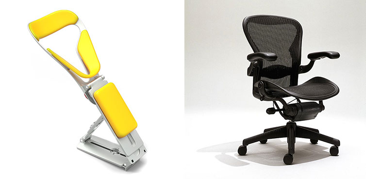 The Hypnap TruRest resembles the Aeron Chair in a number of ways. Like the Aeron Chair the TruRest emphasizes more performance using fewer materials.  sc 1 st  Hypnap & How the Aeron Chair Continues To Inspire Good Design: Part 1 ...